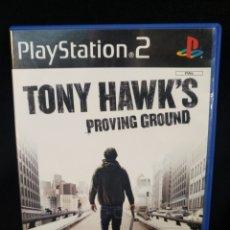 Videojuegos y Consolas: JUEGO PS2 TONY HAWK'S PROVING GROUND. Lote 257303505