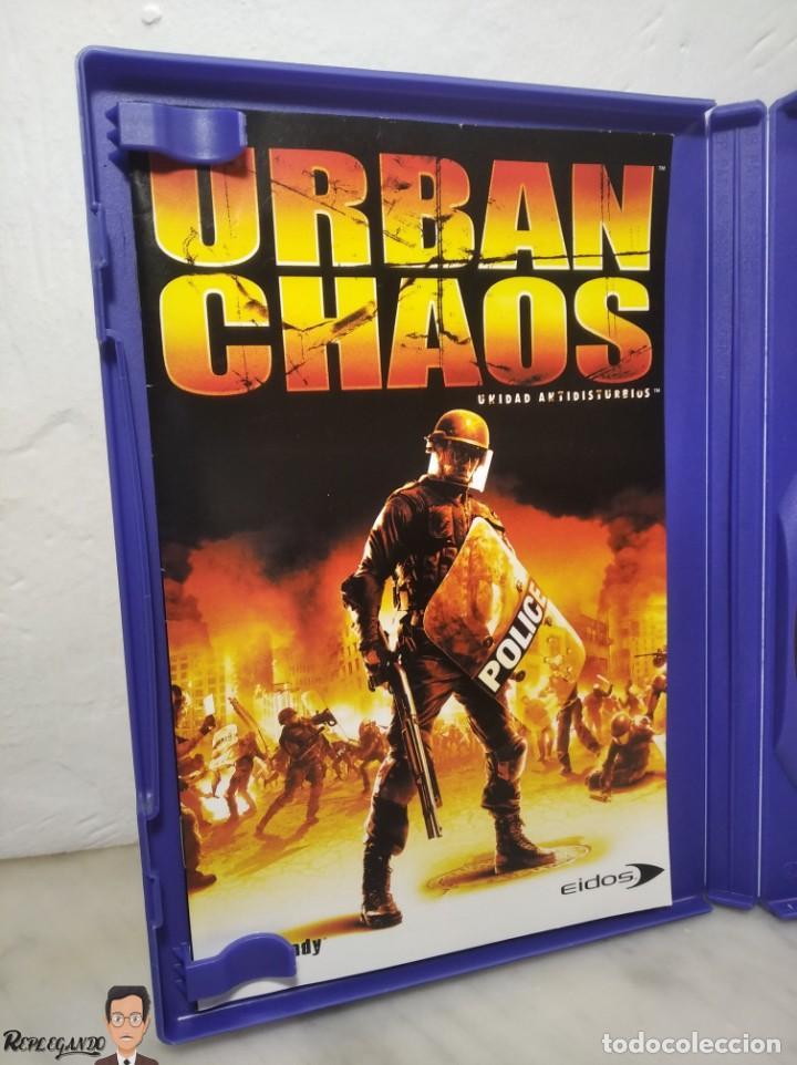 Videojuegos y Consolas: URBAN CHAOS - JUEGO PLAYSTATION 2 (SONY) PLAY - EIDOS - MODO ONLINE INCLUIDO (PAL) - Foto 4 - 257859195