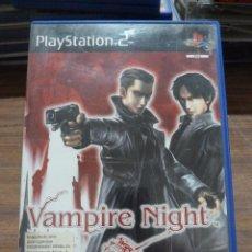 Videojuegos y Consolas: VAMPIRE NIGHT PARA PLAYSTATION 2. Lote 258052795
