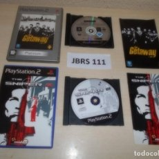 Videojuegos y Consolas: PS2 - THE GETAWAY + THE SNIPER 2 , PAL ESPAÑOLES. Lote 261828965