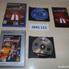 Videojuegos y Consolas: PS2 - URBAN EXTREME + MIDNIGHT CLUB , PAL ESPAÑOLES. Lote 261829115