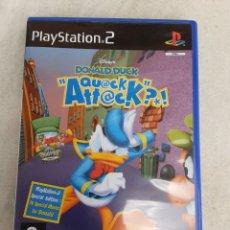 Videojuegos y Consolas: JUEGO QUACK ATTACK. Lote 262319860