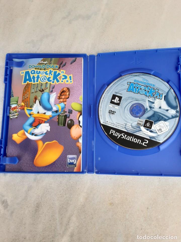 Videojuegos y Consolas: Juego Quack Attack - Foto 2 - 262319860