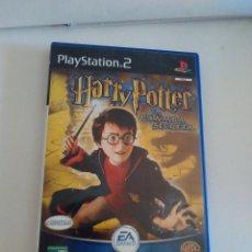 Videojuegos y Consolas: VIDEOJUEGO SONY PLAYSTATION 2 PS2 HARRY POTTER Y LA CÁMARA SECRETA. Lote 262321130