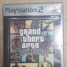 Videojuegos y Consolas: GTA SAN ANDREAS. Lote 262903770