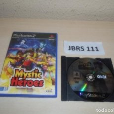 Videojuegos y Consolas: PS2 - MYSTIC HEROES , PAL ESPAÑOL , SIN INSTRUCIONES. Lote 262989125