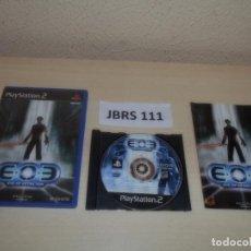 Videojuegos y Consolas: PS2 - EOE - EVE OF EXTINCTION , PAL ESPAÑOL , COMPLETO. Lote 262989140