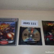 Videojuegos y Consolas: PS2 - JAK X , PAL ESPAÑOL , COMPLETO. Lote 262989840