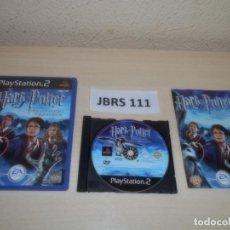 Videojuegos y Consolas: PS2 - HARRY POTTER Y EL PRISIONERO DE AZKABAN , PAL ESPAÑOL , COMPLETO. Lote 262990150