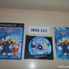 Videojuegos y Consolas: PS2 - GADGET & GADGETINIS , PAL ESPAÑOL , COMPLETO. Lote 262993285