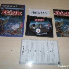 Videojuegos y Consolas: PS2 - RISK - DOMINIO TOTAL , PAL ESPAÑOL , COMPLETO. Lote 262993955