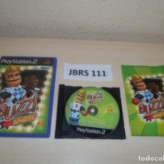 Videojuegos y Consolas: PS2 - BUZZ - EL GRAN CONCURSO DE DEPORTES , PAL ESPAÑOL , COMPLETO. Lote 263048275