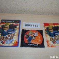 Videojuegos y Consolas: PS2 - BUZZ - EL GRAN RETO , PAL ESPAÑOL , COMPLETO. Lote 263048350