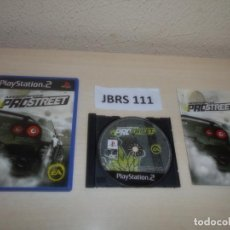 Videojuegos y Consolas: PS2 - NEED FOR SPEED PROSTRET , PAL ESPAÑOL , COMPLETO. Lote 263048885