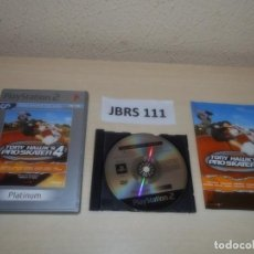 Videojuegos y Consolas: PS2 - TONY HAWK,S PRO SKATER 4 , PAL ESPAÑOL , COMPLETO. Lote 263050120