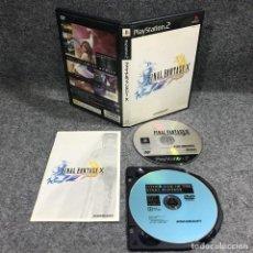 Jeux Vidéo et Consoles: FINAL FANTASY X JAP SONY PLAYSTATION 2 PS2. Lote 266457708