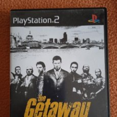 Videojuegos y Consolas: THE GETAWAY PS2 SONY PLAYSTATION. Lote 267109974