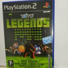 Jeux Vidéo et Consoles: REFPS2.296 TAITO LEGENDS JUEGO PLAYSTATION 2 SEGUNDAMANO. Lote 267612024