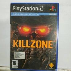 Jeux Vidéo et Consoles: REFPS2.313 KILL ZONE JUEGO PLAYSTATION 2 SEGUNDAMANO. Lote 268310719