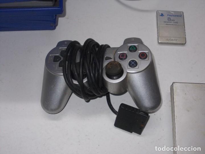 Videojuegos y Consolas: Lote PS2 con 17 juegos, tal cual encontrado y según fotos, todo sin probar. La consola enciende - Foto 13 - 268608954