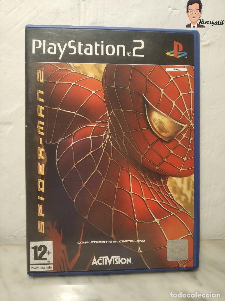 SPIDER-MAN 2 - JUEGO PLAYSTATION 2 (ACTIVISION) PLAY 2 (PAL) CONSOLA - VIDEOCONSOLA - SPIDER MAN (Juguetes - Videojuegos y Consolas - Sony - PS2)