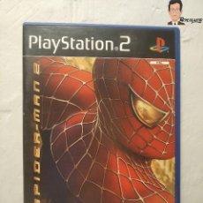 Videojuegos y Consolas: SPIDER-MAN 2 - JUEGO PLAYSTATION 2 (ACTIVISION) PLAY 2 (PAL) CONSOLA - VIDEOCONSOLA - SPIDER MAN. Lote 268609519