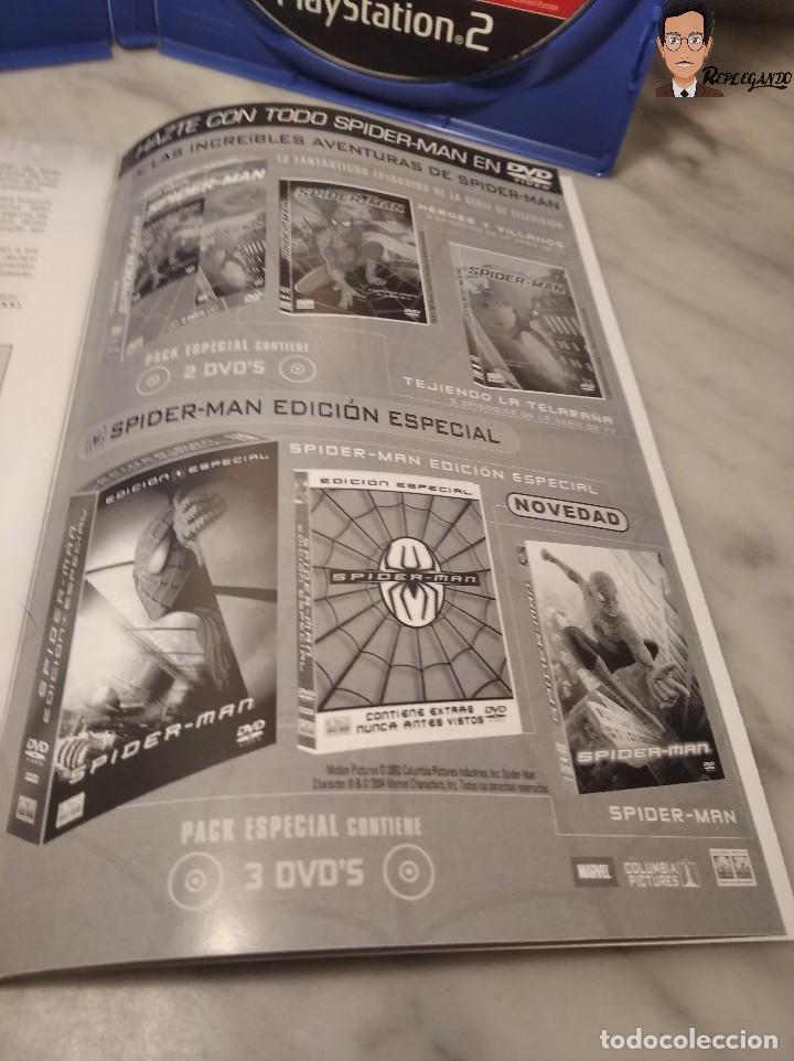 Videojuegos y Consolas: SPIDER-MAN 2 - JUEGO PLAYSTATION 2 (ACTIVISION) PLAY 2 (PAL) CONSOLA - VIDEOCONSOLA - SPIDER MAN - Foto 6 - 268609519