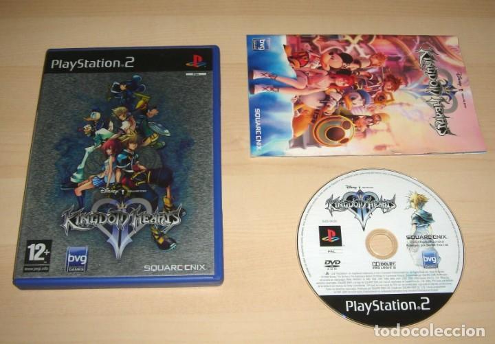 KINGDOM HEARTS II PARA SONY PLAYSTATION 2 / PS2, PAL (Juguetes - Videojuegos y Consolas - Sony - PS2)