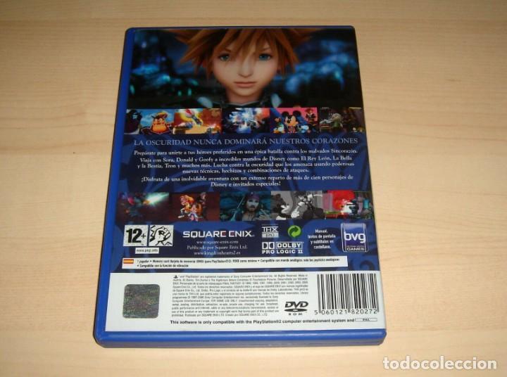 Videojuegos y Consolas: Kingdom Hearts II para Sony Playstation 2 / PS2, Pal - Foto 2 - 268617214