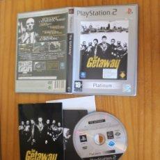 Videojuegos y Consolas: THE GETAWAY. PS2 TEAM SOHO PLAYSTATION 2. Lote 268795844
