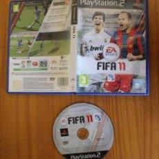 Videojuegos y Consolas: FIFA 11. PS2 EA SPORTS FUTBOL LFP PLAYSTATION 2. Lote 268795974