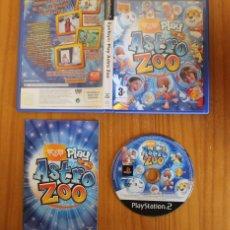 Videojuegos y Consolas: EYETOY PLAY ASTRO ZOO. PS2 LONDON STUDIOS PLAYSTATION 2. Lote 268795989