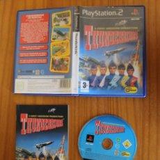 Videojuegos y Consolas: THUNDERBIRDS. PS2 BLAST GERRY ANDERSON PLAYSTATION 2. Lote 268796009