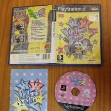 Videojuegos y Consolas: RHYTHMIC STAR. PS2 NAMCO EYE TOY PLAYSTATION 2. Lote 268796044