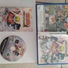 Videojuegos y Consolas: NARUTO ULTIMATE NINJA PS2 PLAYSTATION 2 COMPLETO PAL-ESPAÑA. Lote 268804304