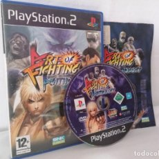 Videojuegos y Consolas: PS2 ART OF FIGHTING ANTHOLOGY. Lote 268899524
