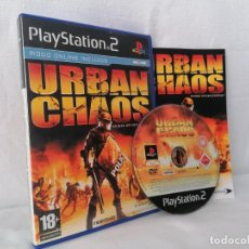 Videojuegos y Consolas: PLAYSTATION 2 URBAN CHAOS. Lote 268899989
