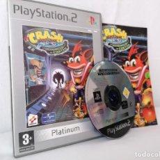Videojuegos y Consolas: PS2 CRASH BANDICOOT. Lote 268900049