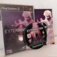 Videojuegos y Consolas: PLAYSTATION 2 EXTERMINATION. Lote 268900159