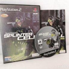 Videojuegos y Consolas: PLAYSTATION 2 SPLINTER CELL. Lote 268900234