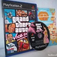 Videojuegos y Consolas: PLAYSTATION 2 GTA VICE CITY. Lote 268900269