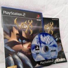 Videojuegos y Consolas: PLAYSTATION 2 VEXX. Lote 268901079