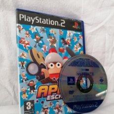 Videojuegos y Consolas: PLAYSTATION 2 APE ESCAPE 3. Lote 268901174