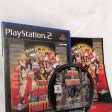 Videojuegos y Consolas: PLAYSTATION 2 THE KING OF FIGHTERS. Lote 268901204