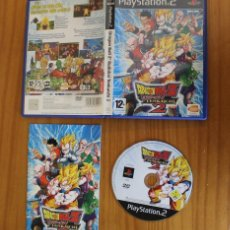 Videojuegos y Consolas: DRAGON BALL Z BUDOKAI TENKAICHI 2. PS2 BANDAI NAMCO PLAYSTATION 2. Lote 268909849