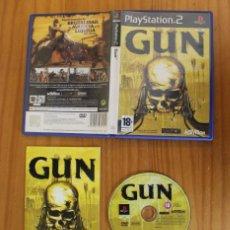 Videojuegos y Consolas: GUN. PS2 NEVERSOFT ACTIVISION PLAYSTATION 2. Lote 268909879