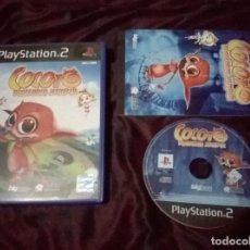 Videojuegos y Consolas: COCOTO PLATFORM JUMPER - PLAYSTATION 2 PS2 - PAL (SP FR IT EN). Lote 268926564