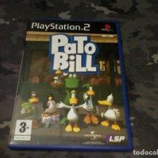 Videojuegos y Consolas: PATO BILL (SITTING DUCKS) - PLAYSTATION 2 PS2 - PAL ESPAÑA. Lote 268928019