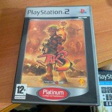 Videojuegos y Consolas: JUEGO PLAY STATION 2 PS2 JAK 3 (DVDI2). Lote 269045673