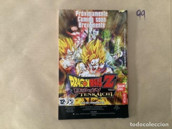 Videojuegos y Consolas: H1. MANUAL PS2 DRAGON BALL BUDOKAI 3 - Foto 2 - 269403008